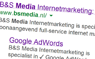 Langere koptekst in AdWords advertenties