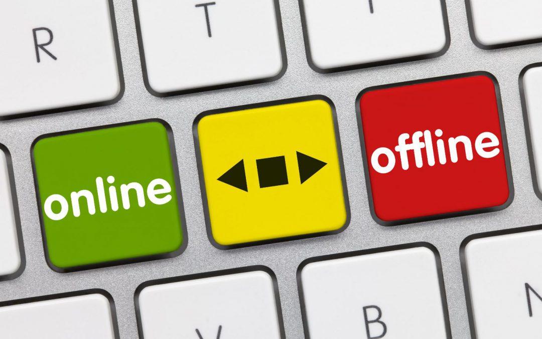Internet marketing stimuleert offline verkopen
