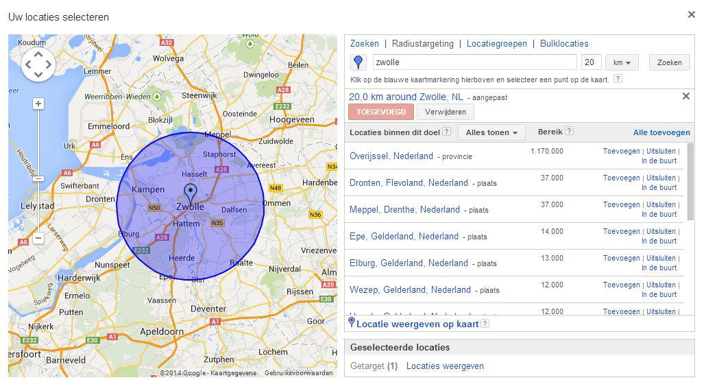 Google Lokaal