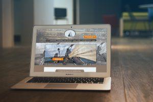 nieuwe website Kamper Botters