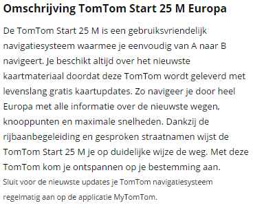 Productomschrijving