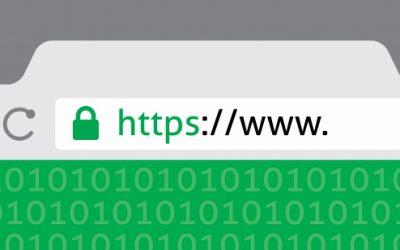 Kies voor een beveiligde website via HTTPS!