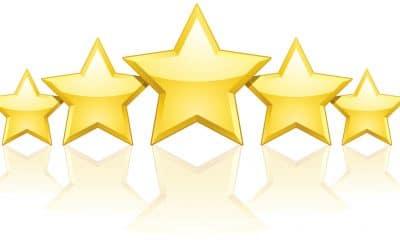 Google verhoogt aantal beoordelingen voor sterren
