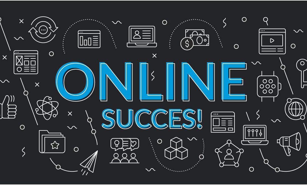 8 tips voor meer online succes!