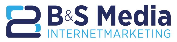 nieuw logo B&S media