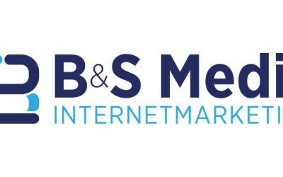B&S Media Internetmarketing heeft een nieuw logo!