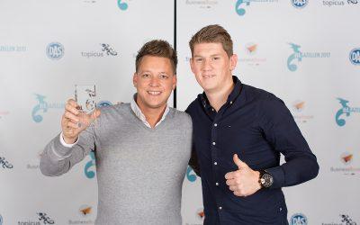 B&S Media Internetmarketing neemt FD Gazelle Award in ontvangst