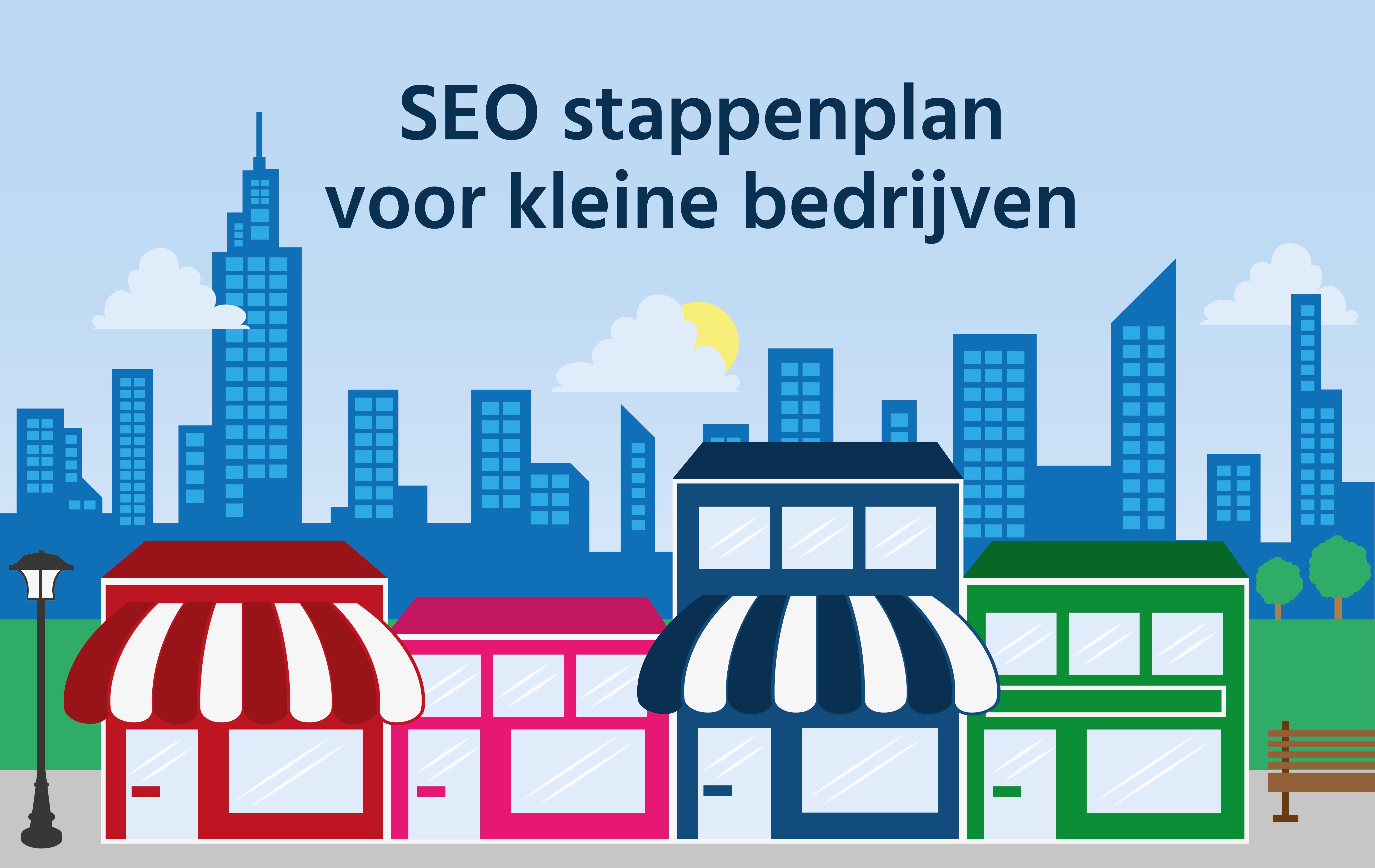 SEO stappenplan voor kleine bedrijven-01