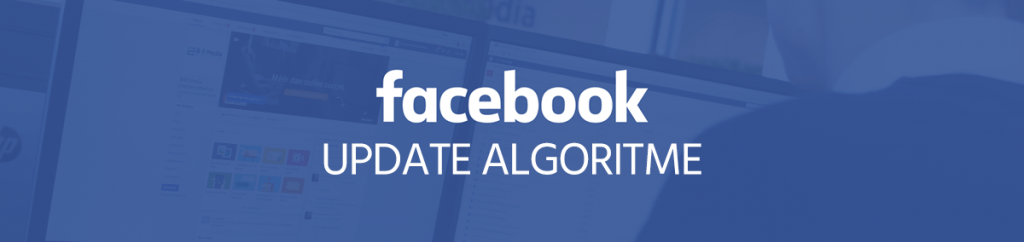 Facebook update algoritme