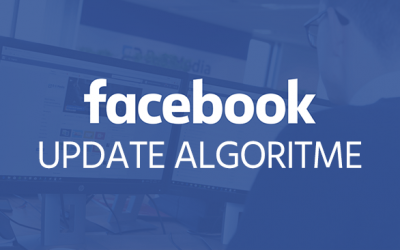 Facebook algoritme update