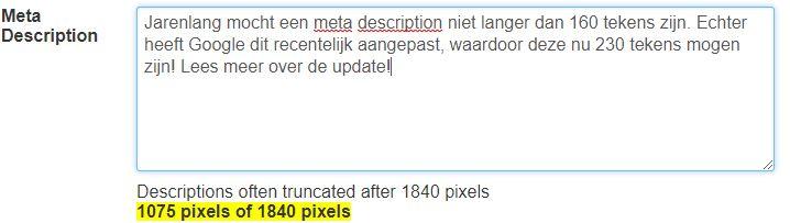 Meta descriptions 1080 px
