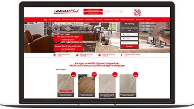 Laminaatpark - oude website