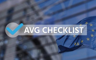 Checklist nieuwe privacywet AVG