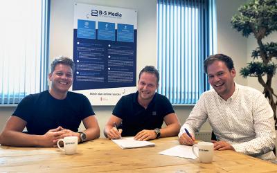 B&S Media Internetmarketing neemt Boersma Internet over