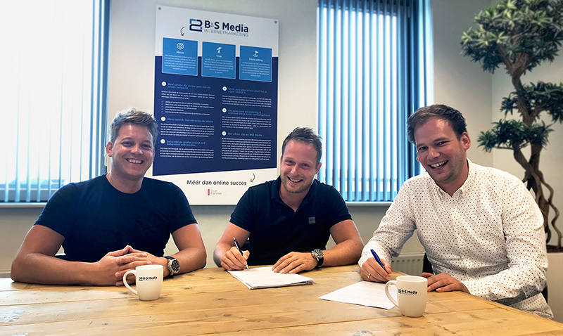 B&S Media Internetmarketing neemt Boersma Internet over