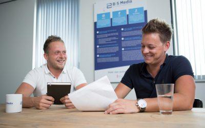 B&S Media Internetmarketing wint opnieuw FD Gazellen Award