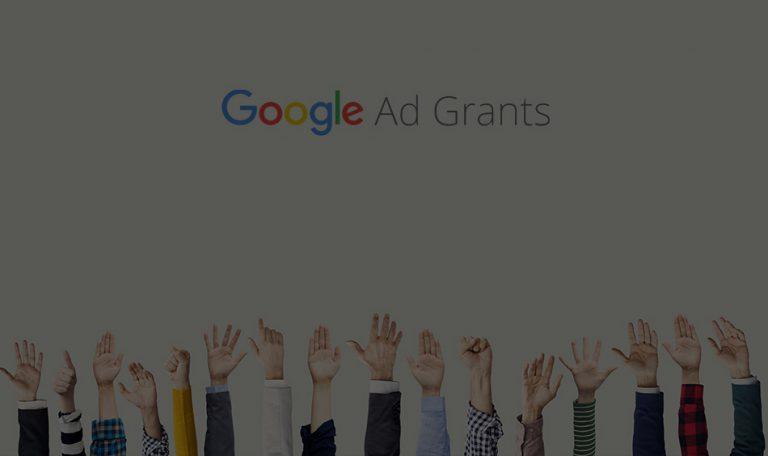 SEA case Google Ad Grants