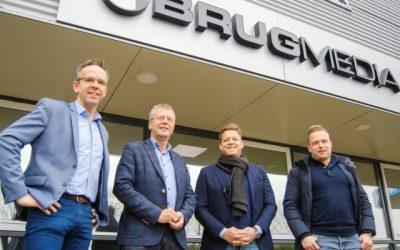 B&S Media sluit samenwerkingsovereenkomst met BrugMedia