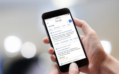 Maak je bedrijf zichtbaar met een favicon in nieuwe mobiele weergave van Google!