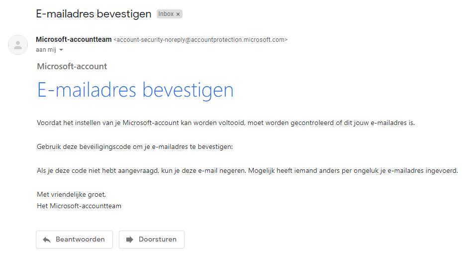 E Mail Microsoft Accountteam