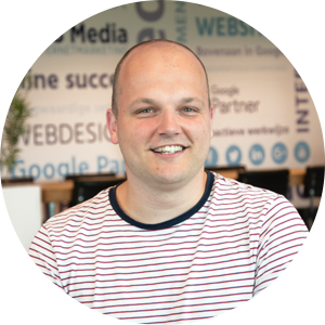 Google Ads specialist Jasper van der Heide