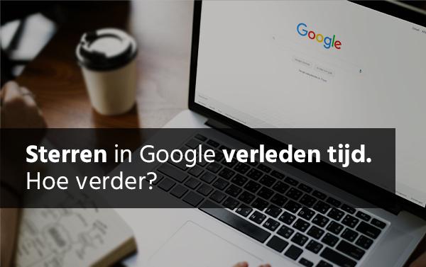 Sterren In Google Verleden Tijd