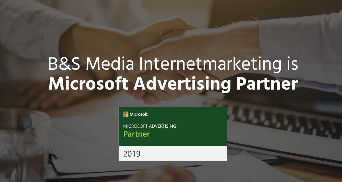 B&S Media Microsoft Advertising Partner