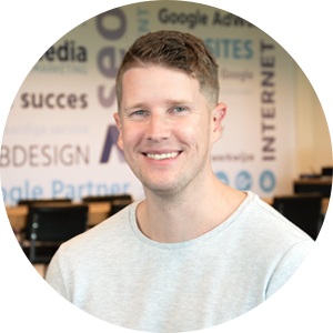 SEO specialist Remco Buijs