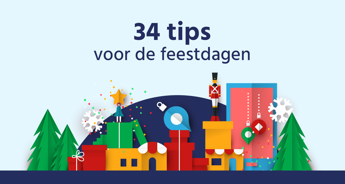 B&S Media 34 Tips Feestdagen