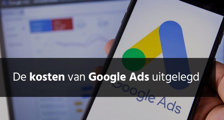 B&S Media Blog De Kosten Van Google Ads Uitgelegd
