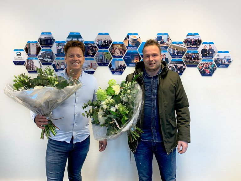 B&S Media 12,5 Jaar Sander En Robbie