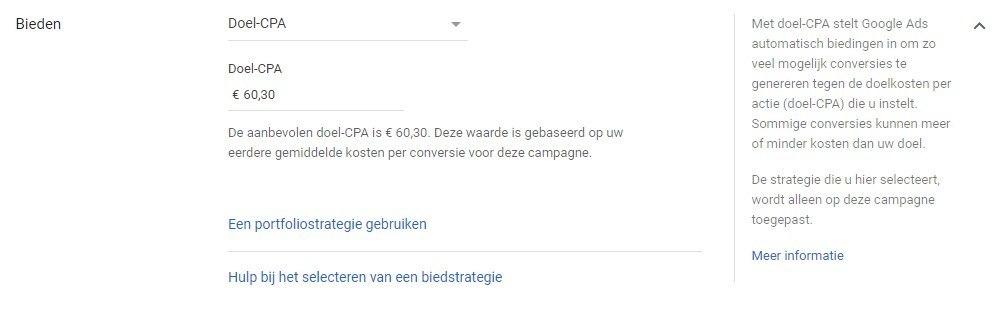 Doel-CPA