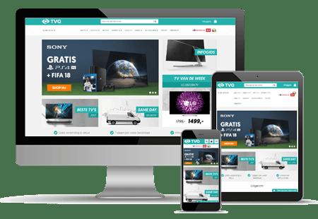 Webdesign Nederland
