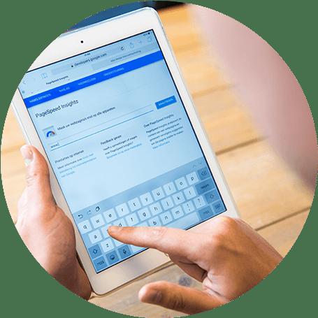 Wordpress website laten maken Breda