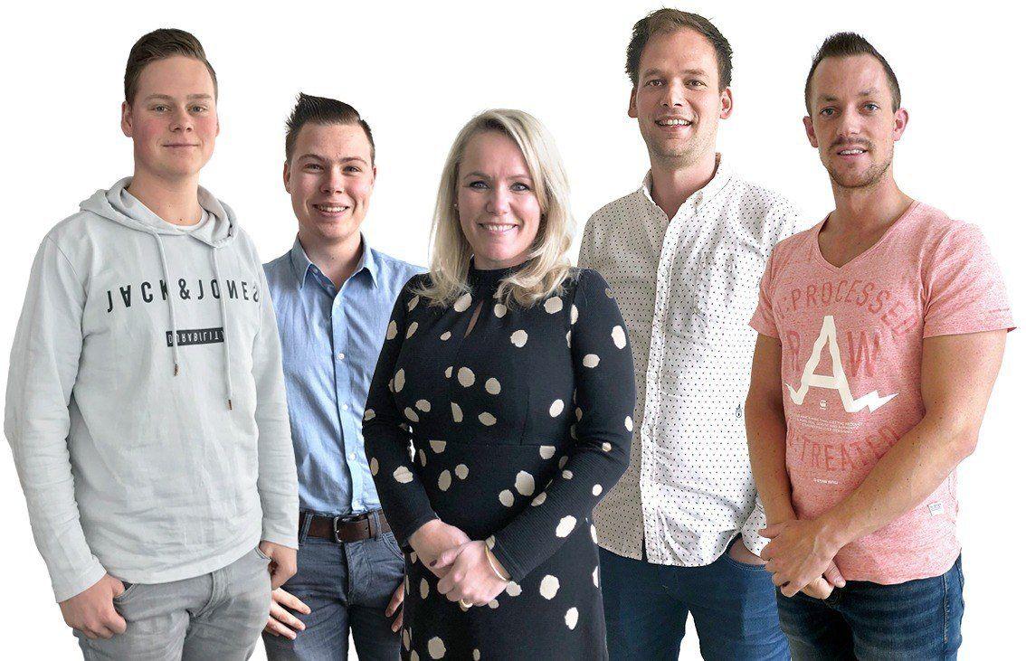 Webdesign team Kampen