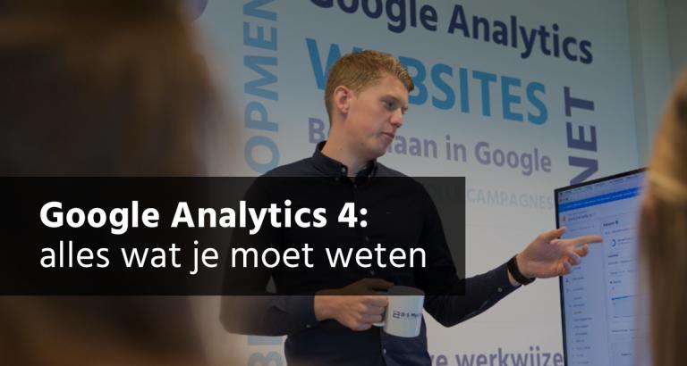 Google Analytics 4 Alles Wat Je Moet Weten