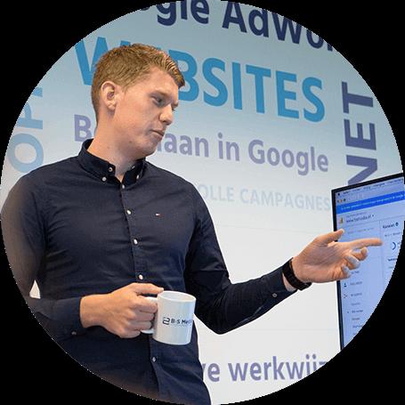 Website bouwer Vriezenveen