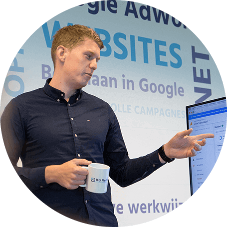 Internet marketing Drenthe