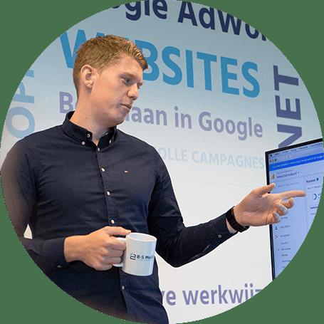 Internet marketing Joure