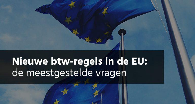 Nieuwe Btw Regels In De EU