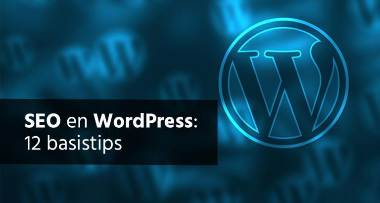 SEO en WordPress: 12 basistips